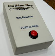 telephone ring generator for testing displays props old phone loading zoom