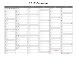 yearly calendar 2017 template yearly calendar 2017 template ender realtypark co