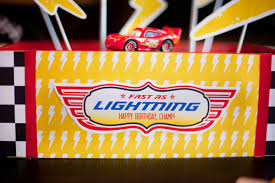 Free Printables Disney Pixar Cars Birthday Party Hostess With