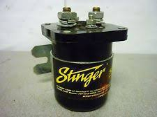 stinger sgp32 car audio 200 amp dual battery high current relay stinger battery isolator wiring diagram at Stinger Sgp32 Wiring Diagram