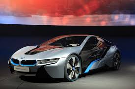 BMW i8 Concept: Plug-in Hybrid Coupe with 1.5-liter Petrol Engine ...