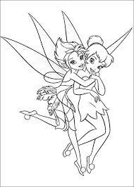 Tinkerbell Het Geheim Van De Vleugels Kleurplaten Printen 8