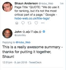 How To Create Page Titles For Google Other Search Engines 2018