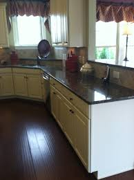Baltic Brown Granite Kitchen Baltic Brown Granite Countertops Light Maple Floors Add A Light