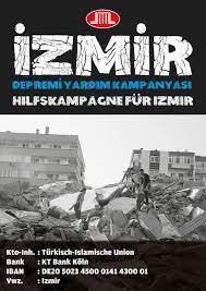 DİTİB, İzmir depremi yardım kampanyası başlattı - Türkiye Gazetesi Avrupa