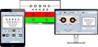 the thomson test chart software turns a standard pc into a powerful and versatile test chart for optometrists ophthalmologists orthoptists and other eye