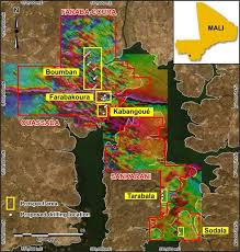compass gold field work starts on farabakoura trend in