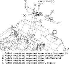 fuel rail pressure sensor ford explorer and ford ranger forums 2006 Ford Explorer 4 0 Engine Diagram 2006 Ford Explorer 4 0 Engine Diagram #64 Ford 4.0 SOHC Engine Diagram