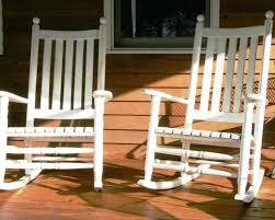 premium white wooden rocking chair mini dollhouse