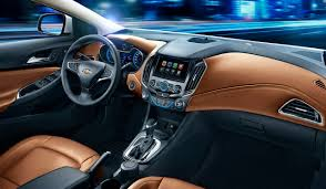 A Look Inside The Next Chevrolet Cruze - The Truth About Cars