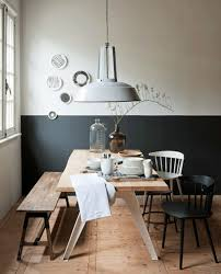 Best 25 Two Toned Walls Ideas On Pinterest Tone Throughout Dining Room  Decor 13