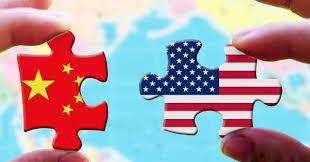 Image result for 中美贸易战开打