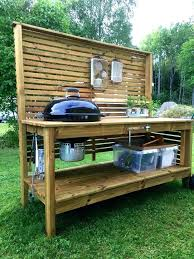 build outdoor bar how to build an outdoor kitchen with wood frame grill table outdoor kitchen build outdoor bar