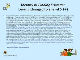 writing a thesis statement ppt identity in finding forrester level 3 changed to a level 5