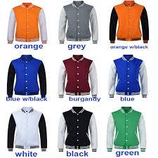 Us 23 99 Baseball Jackets Shirts Baseball Hood Fleece Inside Various Colors Available Please Read Size Chart Before Order In Baseball Jerseys