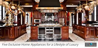 European Kitchen Gadgets Five Exclusive Home Appliances For A Lifestyle Of Luxury The