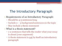 how to write a intro paragraph for an essay apush review how to write an introductory paragraph ppt video