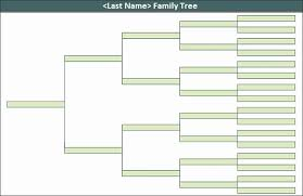 40 Editable Family Tree Template Word Markmeckler Template
