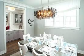 capiz chandelier rectangular