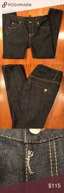 Dsquared2 Jeans Size Chart Womens Authentic Dsquared Jeans Sz8 Authentic Dsquared2