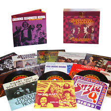 Rock Box Set 45RPM Vinyl Records