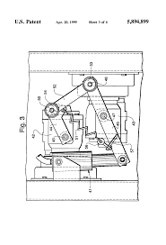 patent us5894899 speed range control system for a skid steer patent drawing