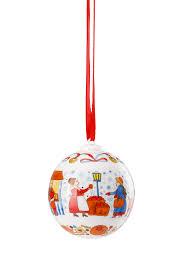 Porzellankugel Weihnachtskugel 2019 Hutschenreuther Motiv Weihnachtsmarkt 02252 722986 27940