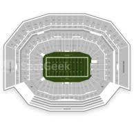 San Francisco Stadium Seating Chart San Francisco 49ers Seating Chart Map Seatgeek