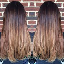 Light Caramel Ombre Hair Long Hair Ombre Hair Balayage Dark To Light Caramel