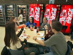 Vending Machines In Schools And Obesity Amazing Schools To Pull Nondiet Sodas Business US Business Food Inc