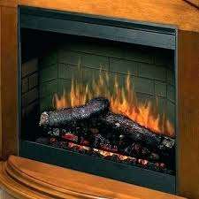 realistic electric fireplace insert most fireplaces northeastern