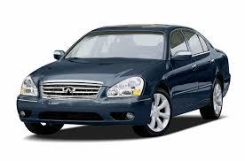 2005 INFINITI Q45 New Car Test Drive