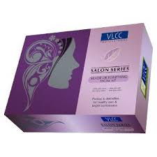 vlcc professional salon series silver detoxifying kit