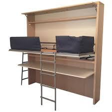 clei furniture price. Viyet - Designer Furniture Bedroom Clei Twin Bed And Desk System Price