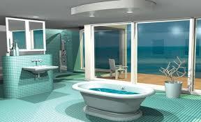 bath cad bathroom design. blue bathroom bath cad design