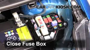 replace a fuse 2012 2016 toyota yaris 2015 toyota yaris le 1 5l 6 replace cover secure the cover and test component