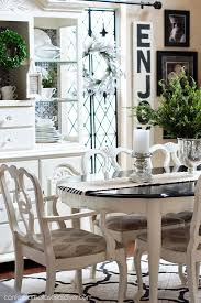 painted dining room furnitureDining Table Makeover Take One  Confessions of a Serial Doit