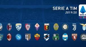 Calendario Serie A - Partite Serie A e date
