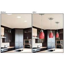 convert recessed light pendant. Recessed Lighting Pendant Converter Kit To Light Conversion Lowes Convert K