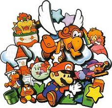 Flower Fields Paper Mario Paper Mario 64 Video Game Tv Tropes