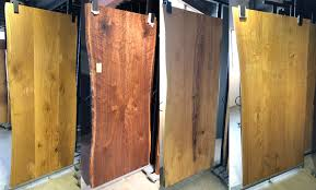 types of hardwood for furniture. From Left To Right, Oak, Black Walnut, Ash And Chestnut Slabs Types Of Hardwood For Furniture T