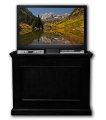AnyRoomBedroom End Of Bed TV Lift Cabinets - Bedroom tv lift cabinet