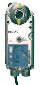 siemens electric actuator in lb vac gqd u com electric actuator 25 to 130f 90 sec
