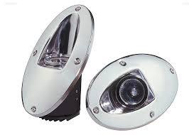 innovating lighting. 580 0200 polished 12 volt led running light marine boat innovating lighting