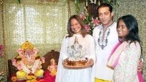 check out these 10 pictures of salman khan s ganesh chaturthi