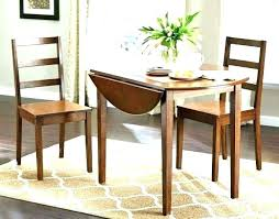 small round dining table set for 2 cool ideas with leaf extensions glass sets home decor and chairs ikea amazing