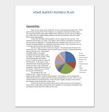 Bakery Business Plan Template - 15+ Samples (Word Doc, Pdf Format)