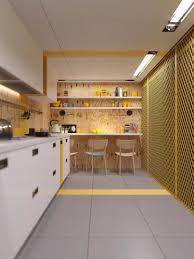 Yellow Kitchen Backsplash Kitchen 20 Best Yellow Accent Kitchens That Really Shine