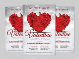 most popular valentines day flyer template deals out there valentines event flyer template