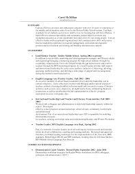 Cover Letter Elementary School Teacher Resume Samples Elementary
